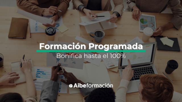 El valor de la Formación Programada