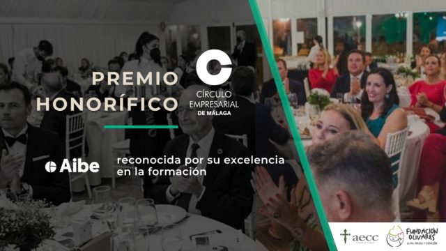 Premio honorífico otorgado por el Círculo Empresarial de Málaga